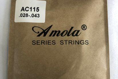 Acoustic guitar strings (Medium gauge nylon)