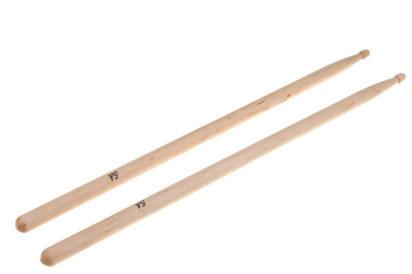 Oak drumsticks 5a (Wooden tips)