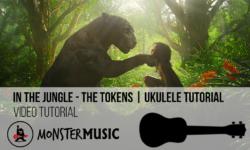 in the jungle ukulele